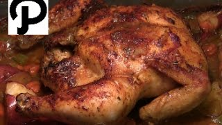 How To Roast A Whole Chicken: Easy Roasted Chicken Recipe