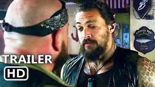 "AQUAMAN ""Fisherboy"" TV Spot Trailer (NEW 2018) Jason Momoa Superhero Movie HD"