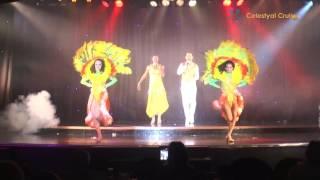 Yamile Blanco Wilson Latin Show