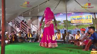 राजस्थानी धुन पे देसी कलाकार का डांस || New Marwadi DJ Song || Superhit Rajasthani Stage Dance