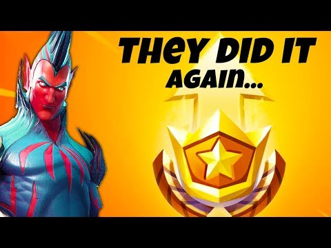 Fortnite tricked everyone again...
