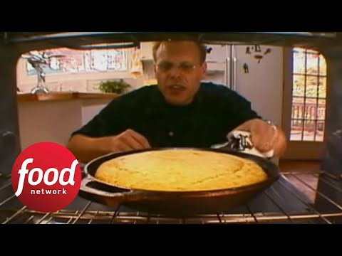Alton's Creamed Corn Cornbread | Food Network