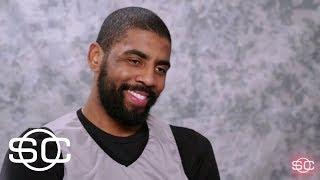 Kyrie Irving interview with Rachel Nichols: Talks Uncle Drew, Boston Celtics | SportsCenter | ESPN