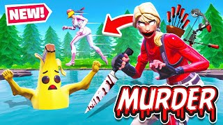 BOOM BOW Murder MYSTERY *NEW* Game Mode in Fortnite Battle Royale