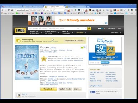 How To Get Links from IMDb - LinkMoses Private Video Tutorial