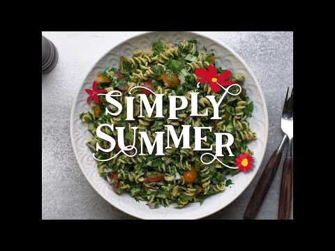 Tabouli and Chickpea Pulse Salad - Simply Summer