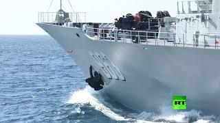 الصين ترسل أسطولا بحريا في مهمة إلى خليج عدن