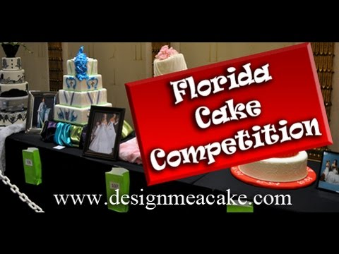 Florida I.C.E.D. Cake Competition 2011