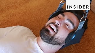 This Device Relieves Neck Tension