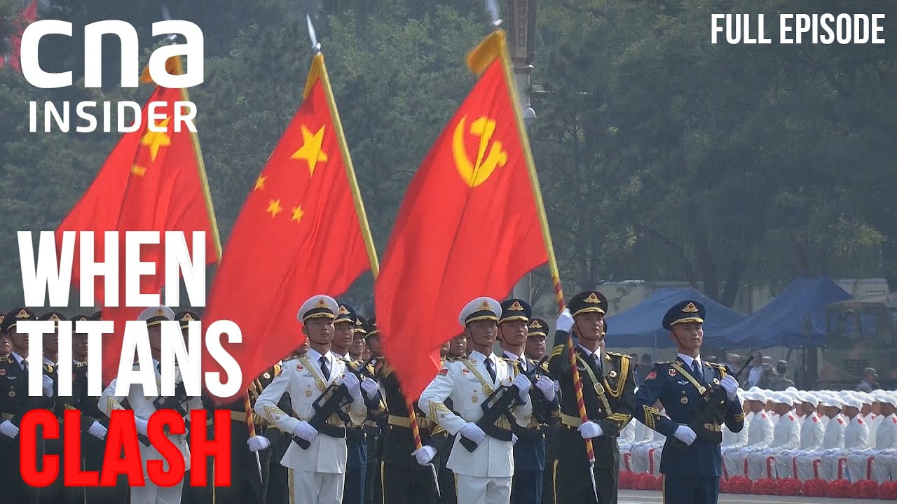 Pride & Shame: The Roots Of US-China Tensions | When Titans Clash | Ep 1/4 | CNA Documentary