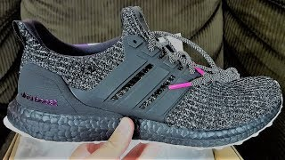 factory price c5cfa 4320d Adidas Ultra Boost 4.0 Multicolor NYC Review Videos - 9tube.tv
