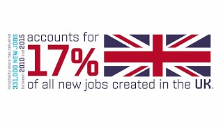Hospitality and tourism is the 4th largest industry in the UK