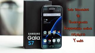 """Reparar """"Solo llamadas de emergencia"""" (samsung galaxy S6 S7)"""