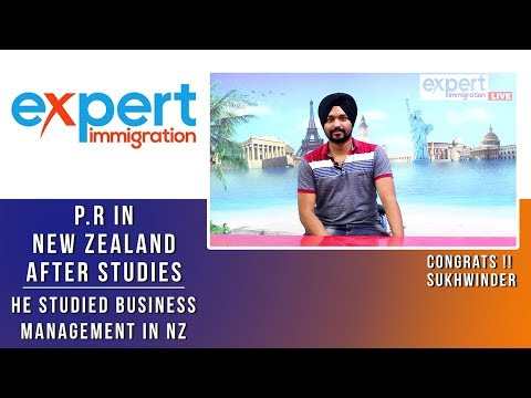 PERMANENT RESIDENCY IN NEW ZEALAND AFTER StUDIES
