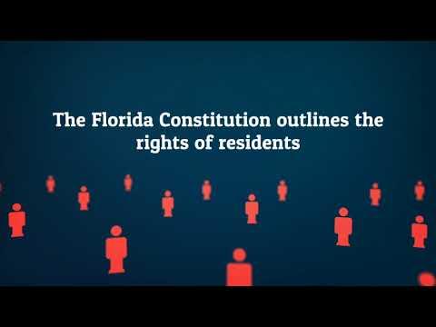 FL vs United States Constitution Animated Infographic
