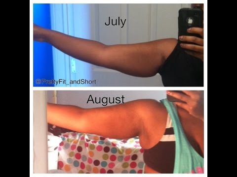 My Tips on Getting Rid of Those Flabby Arms!