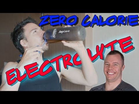 Why I Would Never Drink Just Water On OMAD: Super Hydrating Delicious Electrolyte Recipe
