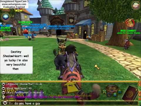 Wizard101 How To Get A Girl