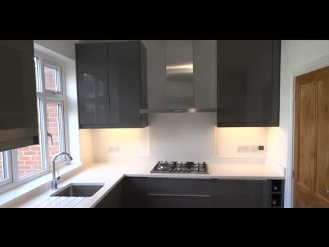 Complete DIY Kitchen Makeover / Renovation / Ikea kitchen / Underfloor heating / Quartz worktop