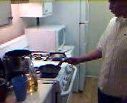 Frying Fries In Sac