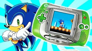 Sonic Leapster Is The Best Sonic Game