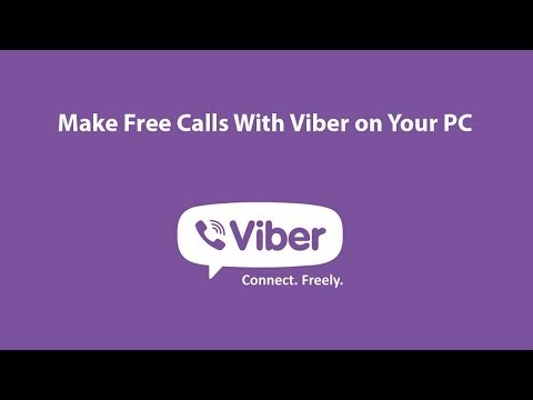 Install Viber on Windows PC - Make Free Calls and Messages