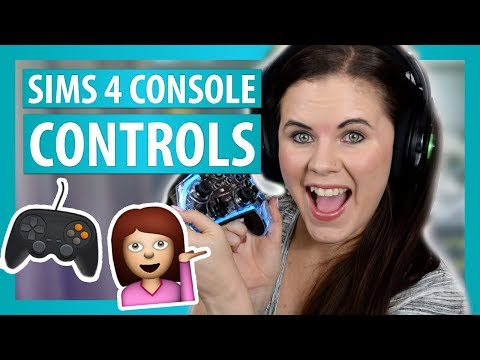 🎮 SOME SIMS 4 CONSOLE CONTROLS EXPLAINED 💡 | Sims 4 Console Tips & Tricks | Chani_ZA