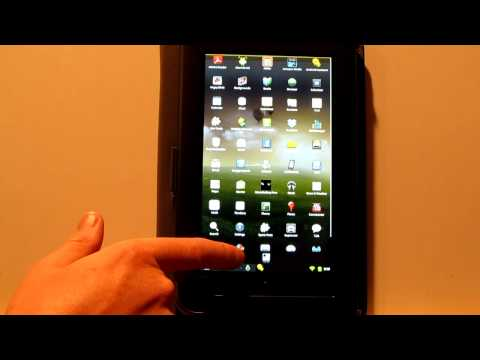 N2A Review: Nook Color with Nook2Android Card (CM7)
