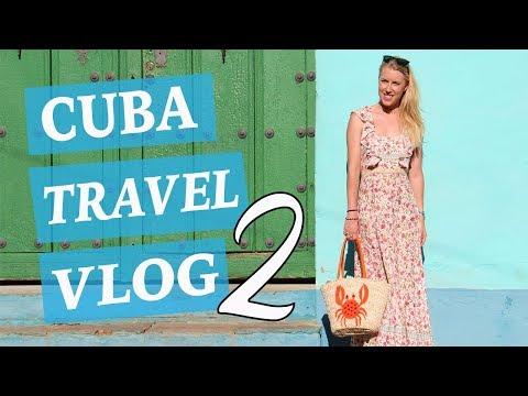 CUBA VLOG 2 ♡ TRINIDAD, SANCTI SPIRITOS, CAYOS, VARADERO ♡ BEACHES & INSTAGRAMS