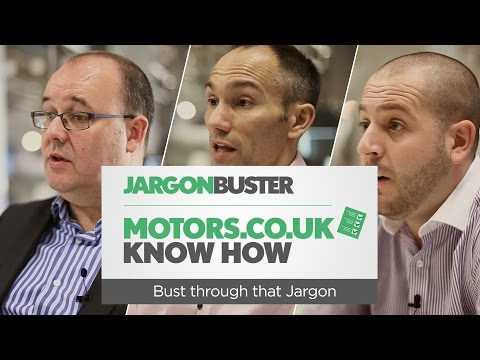 Motors.co.uk: Know How – Ask an Expert - Buyers Guide – Jargonbuster