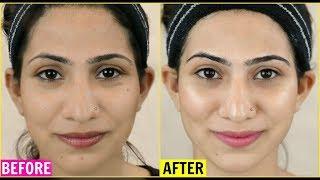 INSTANT Skin Brightening Milk Facial At Home - Naturally Glowing Skin   PrettyPriyaTV