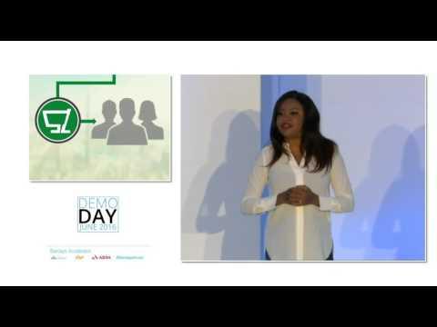 Barclays Techstar Demo Day - Social Lender
