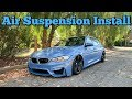 How To Install Airbag Suspension On BMW F30/F80/F82