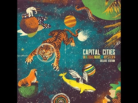 Capital Cities - Origami (lyrics)