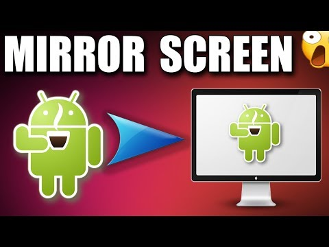how to mirror android screen on pc 2018 ✔✔✔