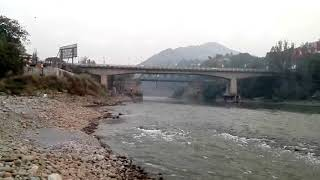 neelam and jehlum river together