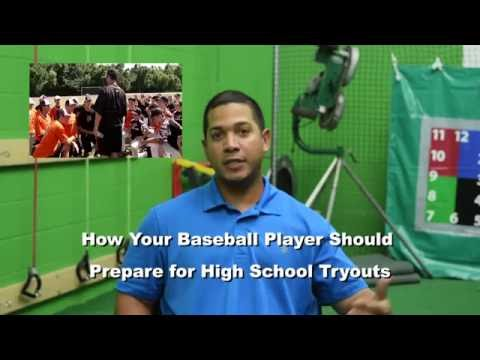How Your Baseball Player Should Prepare for High School Tryouts (Blog)