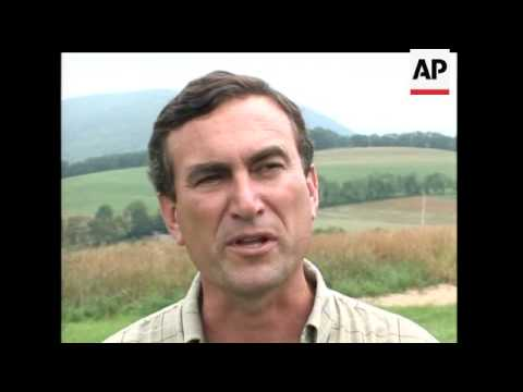 Farmers in Northeast Pennsylvania are leasing their land to natural gas companies and hoping for a m