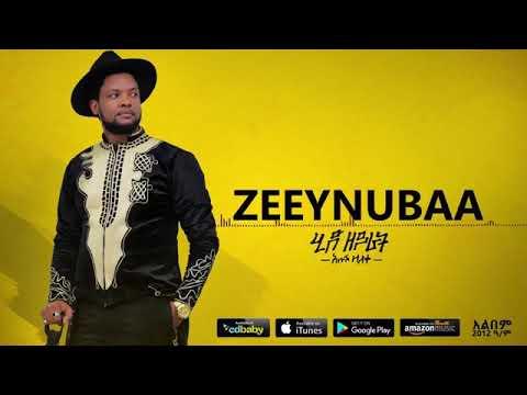 Zeeynubaa Abbush Zallaqaa New Oromo Music 2019 MP3, Video