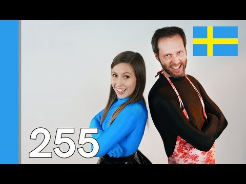 WOMEN'S CLOTHES - 10 Swedish words #255 with Ella Grundel