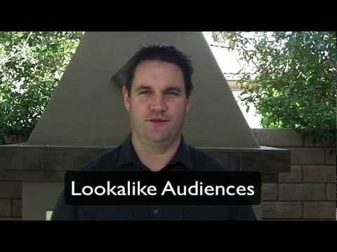 Facebook Lookalike Audiences and Twitter Promoted Trends