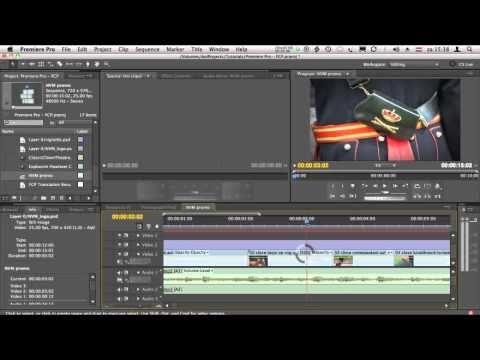 Adobe Premiere Pro CS5 Tutorial - Using Final Cut Pro with Adobe Premiere Pro[TheFrontLinex (#14)]