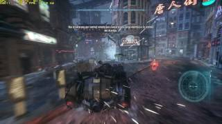 GTX 1070 Xtreme Gaming Batman Arkham Knight Random Gameplay