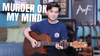 Download Murder On My Mind - YNW Melly - Cover (fingerstyle guitar) Andrew Foy Video