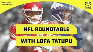 Jalen Ramsey Traded! And Seahawks Legend Lofa Tatupu Joins! | The Lefkoe Show