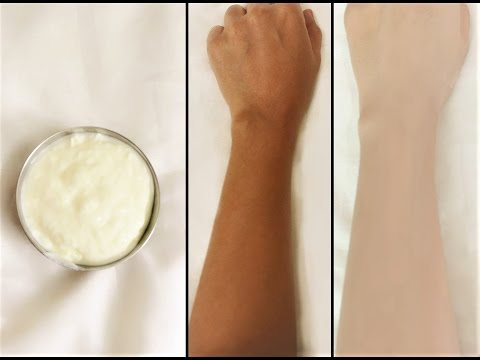 Hindi #3: Skin Whitening at Home - Miracle Formula _ Get Fair Naturally! __ By SuperWowStyle