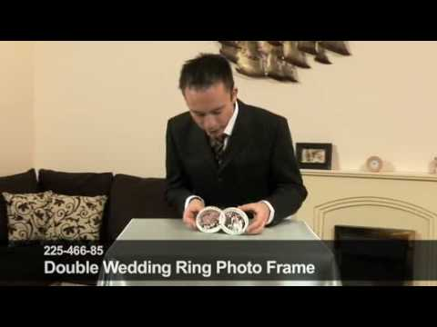 Watch A Ring Being Made By Thediamondstoreuk Double Wedding Ring