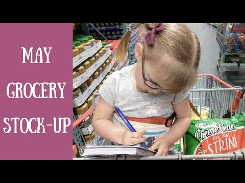 Shop with us! || Stocking Up Before the Baby Arrives