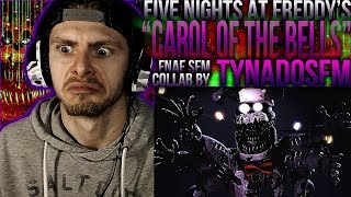 Vapor Reacts #531 | [FNAF SFM] TWISTED ONES SONG ANIMATION