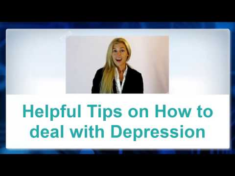 Depression Help -► How to deal with Depression and anxiety by Yourself